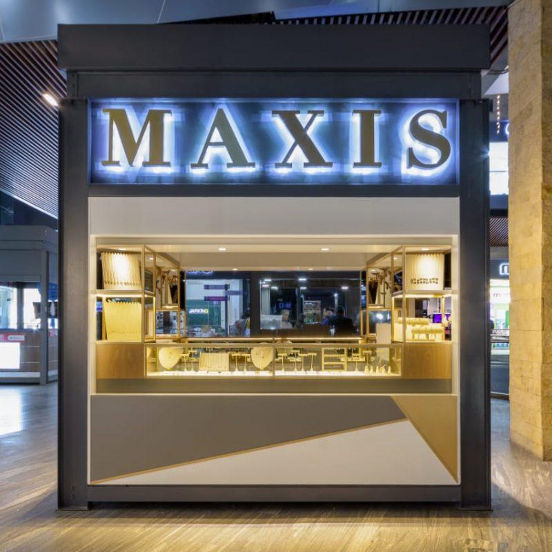 Maxis Isla Paseo la Fe